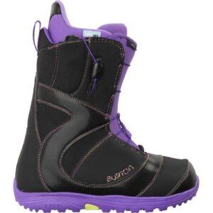 burton mint lila snowboardcipo