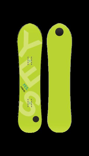 YES PowInc gyerek snowboard