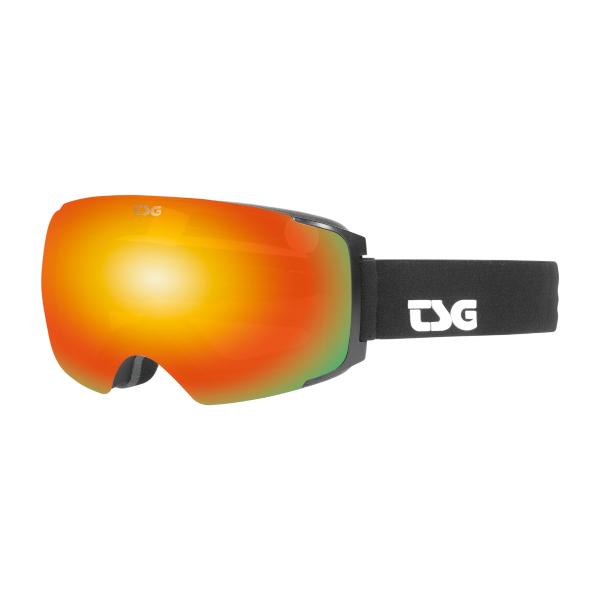 TSG Google Two Black kétlencsés mágneses síszemüveg