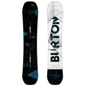 Burton Custom X 162 teszt snowboard