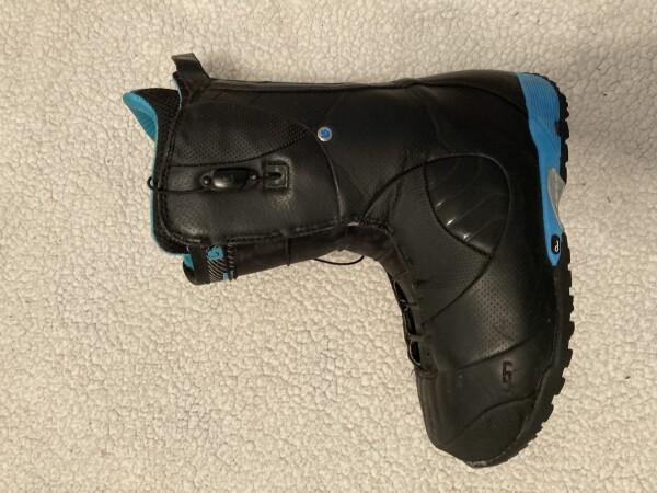 burton ion snowboard cipő